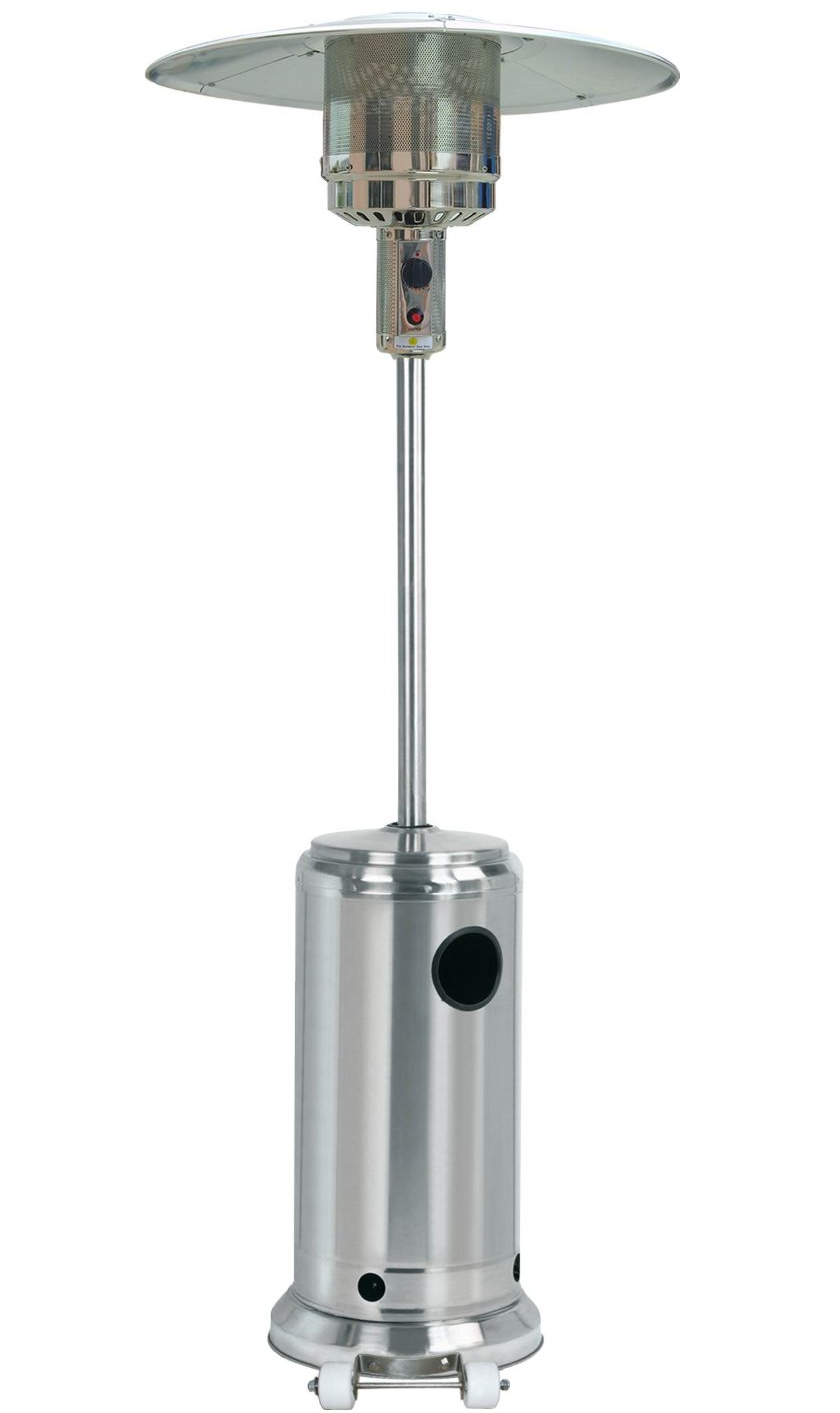 Stainless Steel Patio Heaters