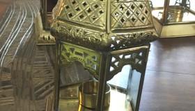Brass Small Lantern