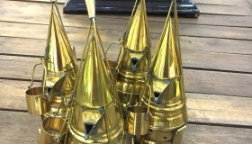 SGF – Lamu Brass Small Coffee Pots