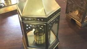 Brass Lantern SGF Small plain